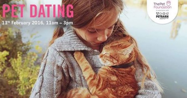 Petbarn-Petdating 13th February 11am-3pm